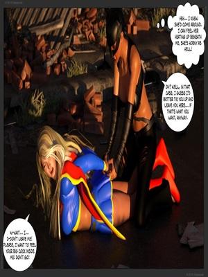 3D Porn Comics Zuleyka – Ultragirl Vs Futakitty- Affect3D Porn Comic 13