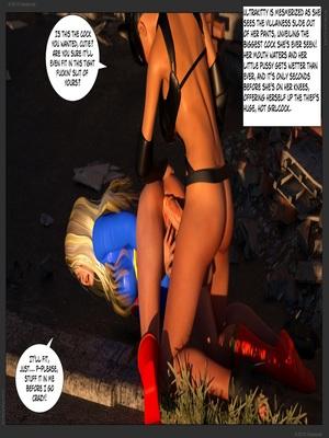 3D Porn Comics Zuleyka – Ultragirl Vs Futakitty- Affect3D Porn Comic 15