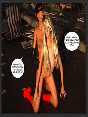3D Porn Comics Zuleyka – Ultragirl Vs Futakitty- Affect3D Porn Comic 27