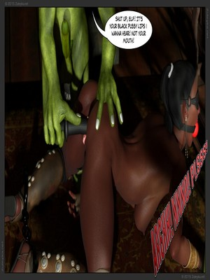 Zuleyka- Tyrande in Trouble Part 2 free Porn Comic sex 16