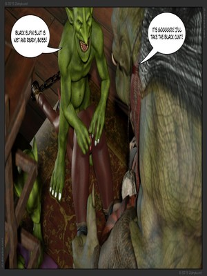 Zuleyka- Tyrande in Trouble Part 2 free Porn Comic sex 22