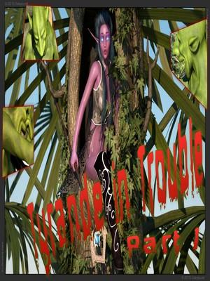 Porn Comics - Zuleyka- Tyrande in Trouble free Porn Comic