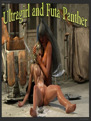Porn Comics - 3D : Zuleyka- Ultragirl and Futa Panther