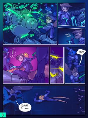 Porncomics Zummeng- Invasion Porn Comic 04