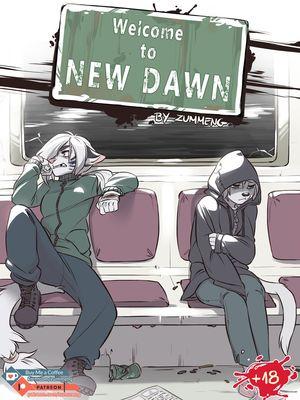 Porn Comics - Zummeng- Welcome to New Dawn free Porn Comic