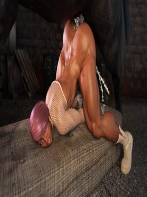 3D Porn Comics Zz2tommy- Backalley Horsing Porn Comic 17