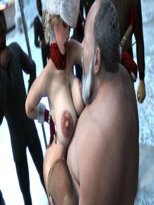 3D Porn Comics ZZ2Tommy- Desperate for Donations Porn Comic 41