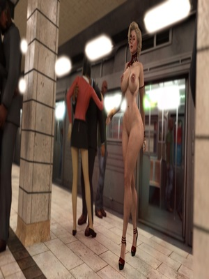 3D Porn Comics zz2tommy- Valentine Rescue Porn Comic 05