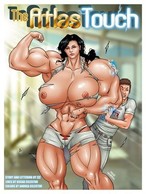 Porn Comics - ZZZ- Atlas Touch free Porn Comic