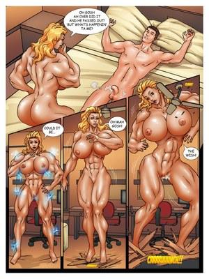 ZZZ- Atlas Touch free Porn Comic sex 14