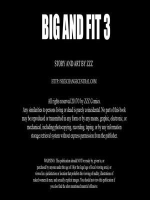 Porncomics ZZZ- Big and Fit 3 CE Porn Comic 02
