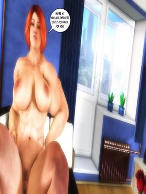 Porncomics ZZZ- Big and Fit 3 CE Porn Comic 57