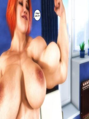 Porncomics ZZZ- Big and Fit 3 CE Porn Comic 60