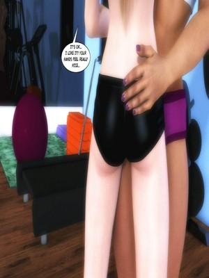 Porncomics ZZZ- Big and Fit 3 CE Porn Comic 84