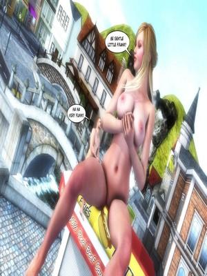 Big City Girls free Porn Comic sex 100