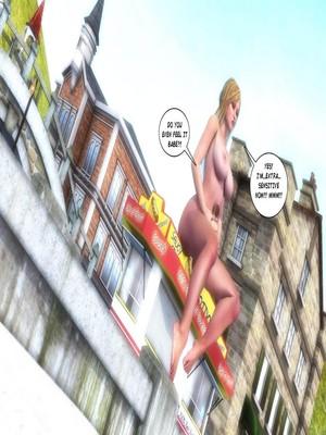 Big City Girls free Porn Comic sex 101