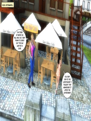 Big City Girls free Porn Comic sex 12