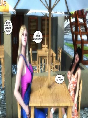 Big City Girls free Porn Comic sex 16