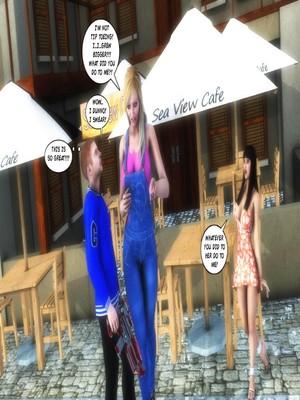 Big City Girls free Porn Comic sex 25