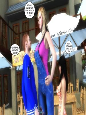 Big City Girls free Porn Comic sex 28