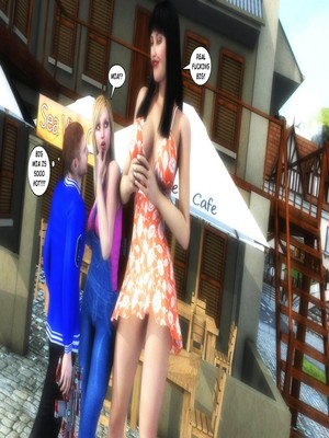 Big City Girls free Porn Comic sex 41