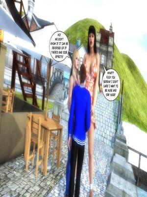 Big City Girls free Porn Comic sex 46
