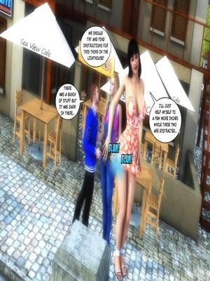 Big City Girls free Porn Comic sex 47