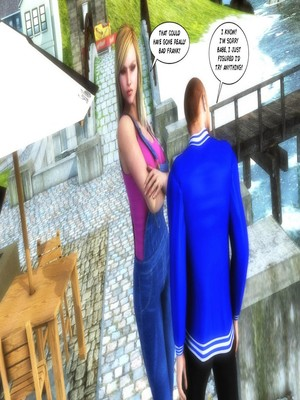 Big City Girls free Porn Comic sex 75