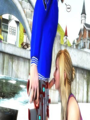 Big City Girls free Porn Comic sex 78