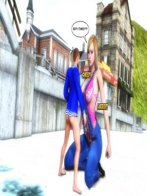 Big City Girls free Porn Comic sex 83