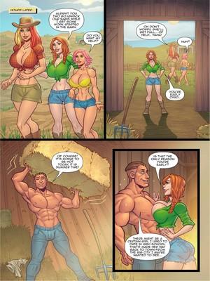 ZZZ- Farm Grown Summer 1 CE free Porn Comic sex 06