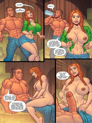 ZZZ- Farm Grown Summer 1 CE free Porn Comic sex 07