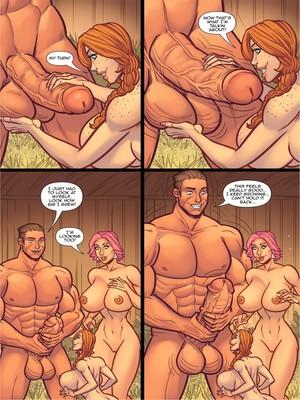 ZZZ- Farm Grown Summer 1 CE free Porn Comic sex 15