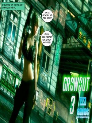 Porn Comics - ZZZ- Growout 3 CE free Porn Comic