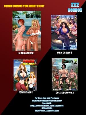 ZZZ- Island Grown 2 free Porn Comic