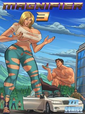 Porn Comics - ZZZ- Magnifier 3 free Porn Comic