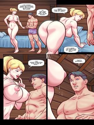 ZZZ- Sizeable Double Feature 2 free Porn Comic sex 02