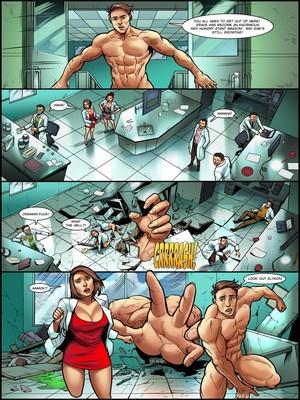 ZZZ- Sizeable Double Feature 2 free Porn Comic sex 11