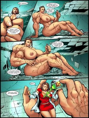 ZZZ- Sizeable Double Feature 2 free Porn Comic sex 12