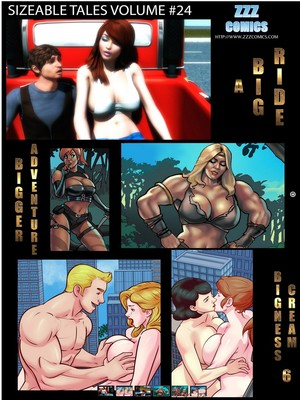 Porn Comics - ZZZ- SizeableTales 24 free Porn Comic