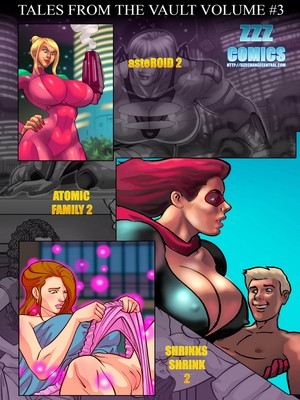 Porn Comics - ZZZ- Tales From The Vault 3 free Porn Comic