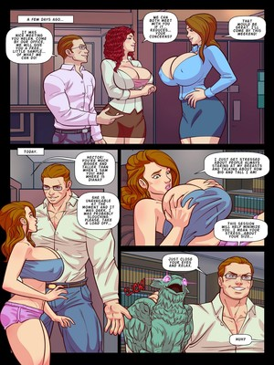 ZZZ- Tales From The Vault 3 free Porn Comic sex 16