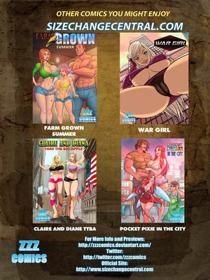 ZZZ- Tales From The Vault 3 free Porn Comic sex 21
