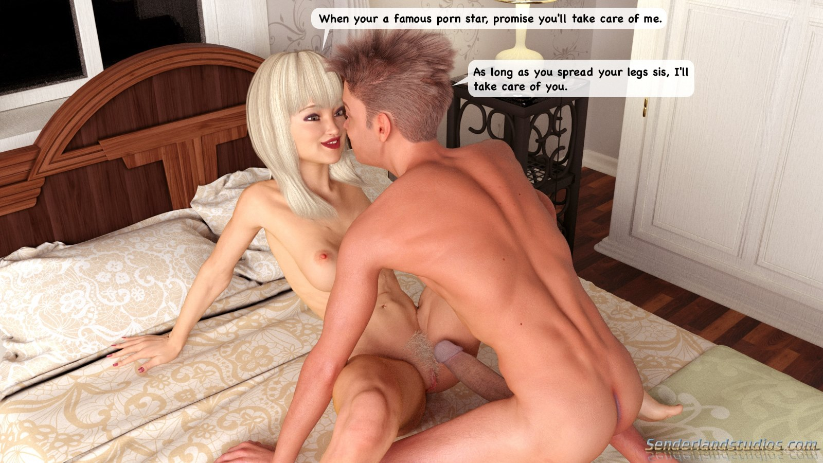 Секс Игры Брат Сестра