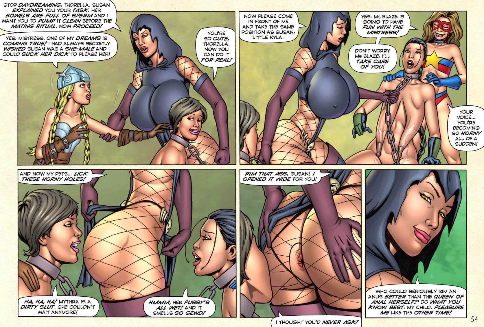 Prolapse porn comics sex games