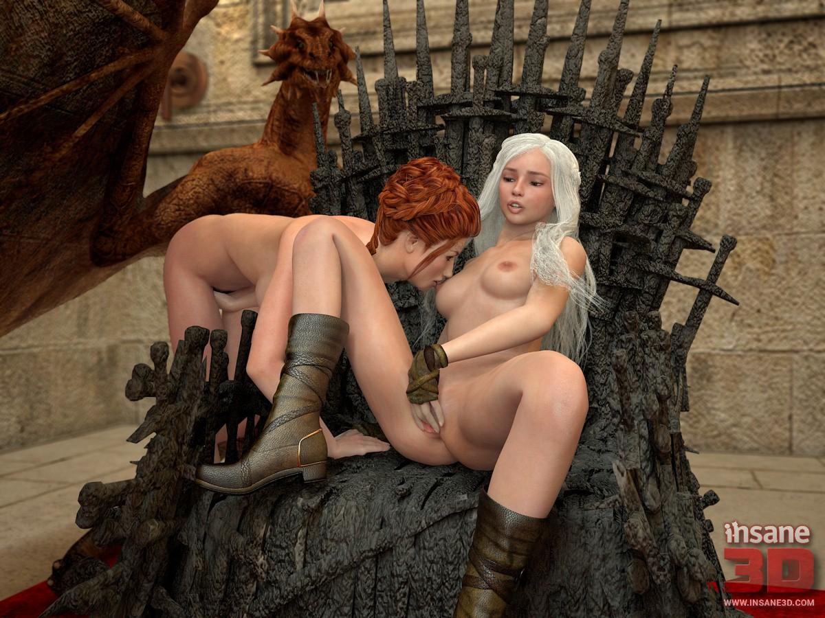 Порно королева игры главное