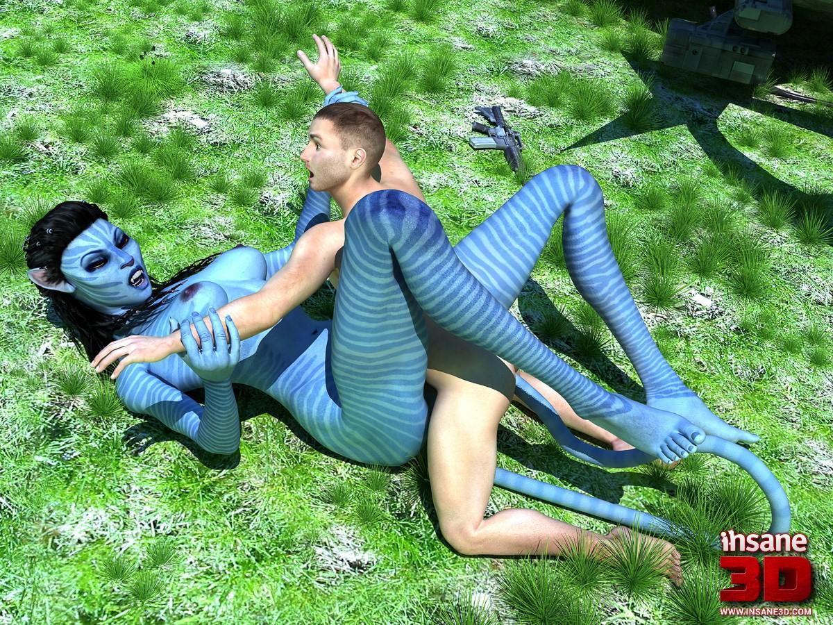 avatar alien female naked