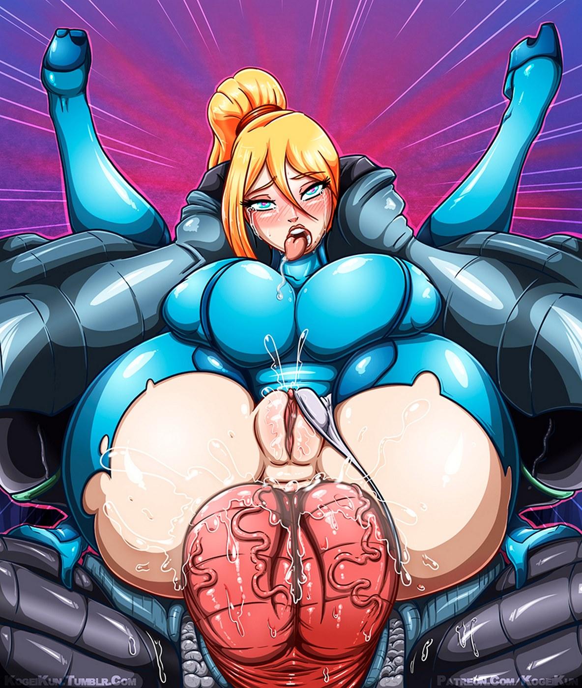 Metroid Futa XXX Mobile Porn Pics And Sex Images