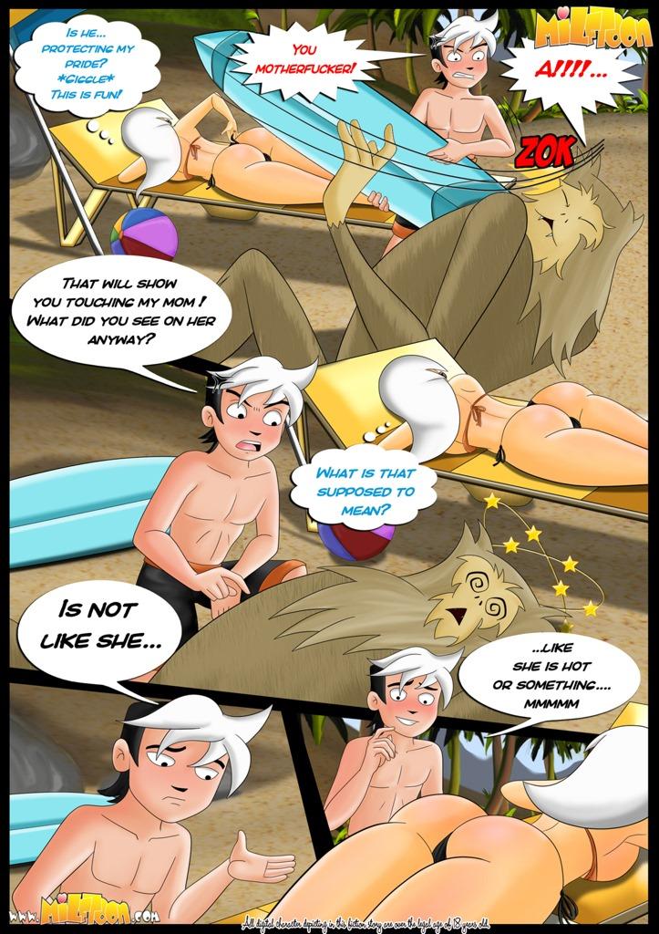 Порно комиксquest for fun