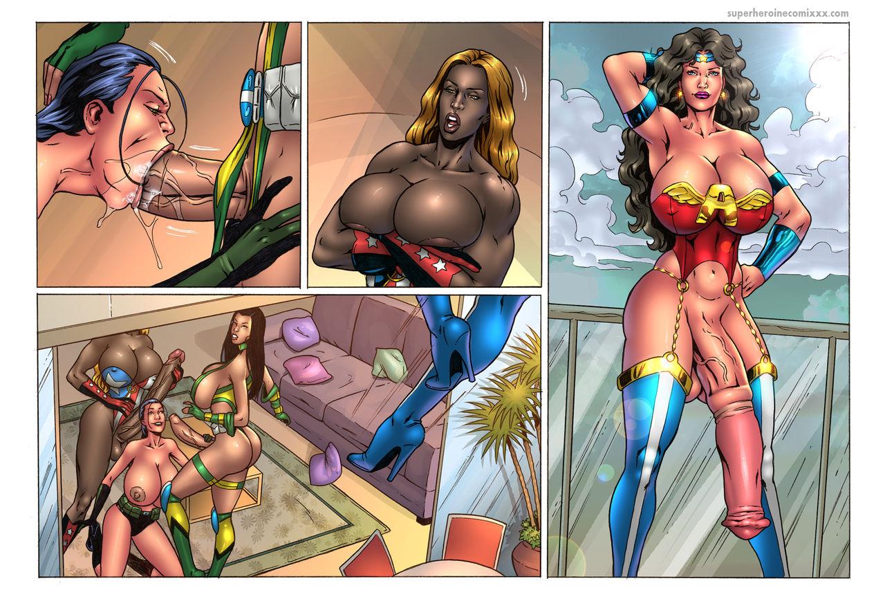 Madrastra pornocomix xxx